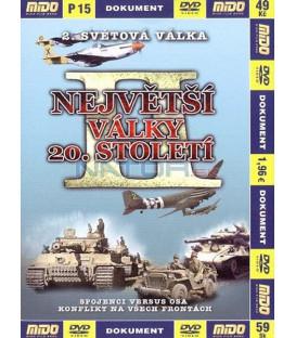 Největší války 20. století II. (Century Of Warfare) DVD