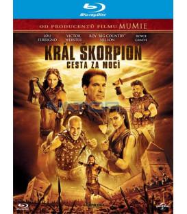 KRÁL ŠKORPION 4 : CESTA ZA MOCÍ (The Scorpion King 4: Quest for Power) Blu-ray