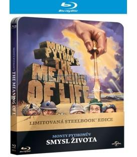 MONTY PYTHON: SMYSL ŽIVOTA (Monty Pythons The Meaning of Life) - Blu-ray STEELBOOK