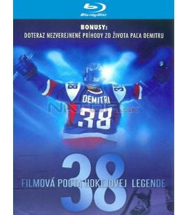 38 - FILMOVÁ POCTA HOKEJOVEJ LEGENDE Blu-ray
