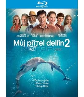 Můj přítel delfín 2 (Dolphin Tale 2) Blu-ray