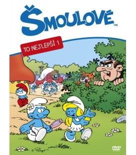 Šmoulové (The Smurfs 1 ) - To nejlepší 1 DVD
