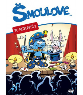 Šmoulové (The Smurfs 2 ) - To nejlepší 2 DVD