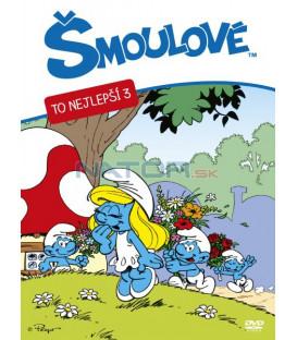 Šmoulové (The Smurfs 3 ) - To nejlepší 3 DVD