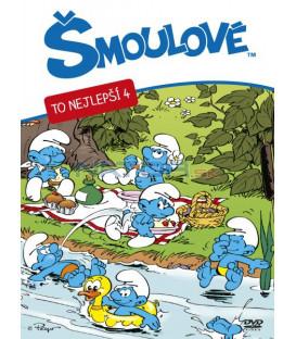 Šmoulové (The Smurfs 4 ) - To nejlepší 4 DVD