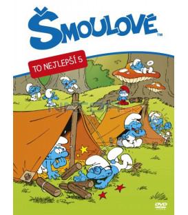 Šmoulové (The Smurfs 5 ) - To nejlepší 5 DVD
