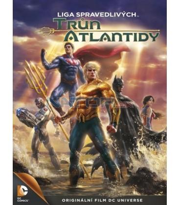 DCU: Liga spravedlivých: Trůn Atlantidy (DCU: Justice League:Throne of Atlantis) DVD