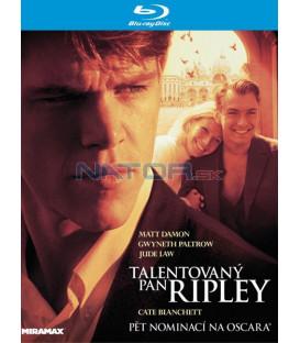 Talentovaný pan Ripley (The Talented Mr. Ripley) Blu-ray