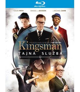 Kingsman: Tajná služba (Kingsman: The Secret Service) Blu-ray