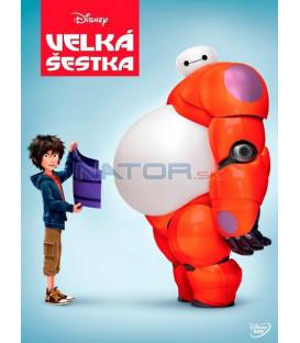 Velká šestka (Big Hero 6) DVD