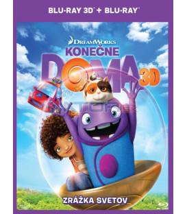 Konečně doma (Home) Blu-ray 3D + 2D