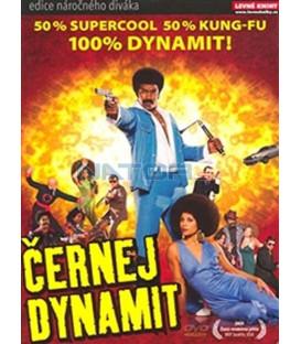 Černej Dynamit (Black Dynamite) DVD
