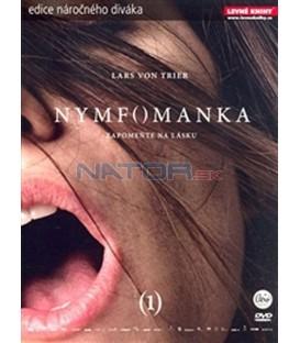 Nymfomanka kolekce - 1 & 2 2xDVD (Nymphomaniac Vol. I & Vol. I) 2xDVD