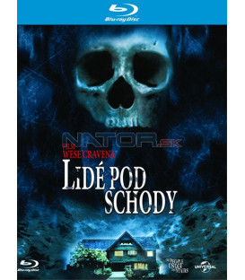 Lidé pod schody (The People Under the Stairs) Blu-ray