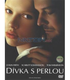 Dívka s perlou DVD