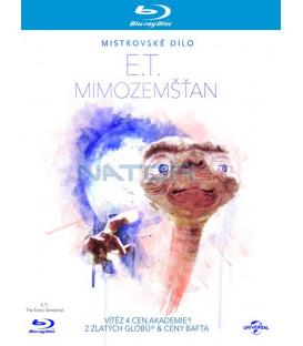 E.T. - Mimozemšťan (E.T.)  Blu-ray MAJSTROVSKÉ DIELA