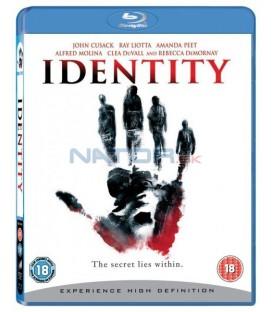 Identita Blu-ray