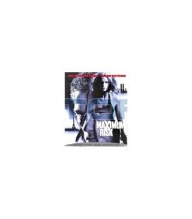 Maximální riziko Blu-ray
