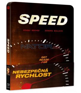 Nebezpečná rychlost Blu-ray STEELBOOK+ Potah