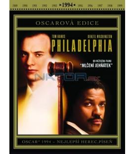 Philadelphia DVD Oscarová edice