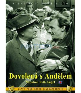 Dovolená s Andělem DVD