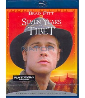Sedm let v Tibetu Blu-ray