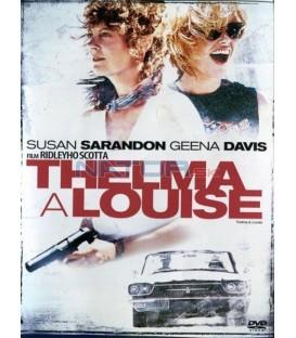 Thelma a Louise DVD