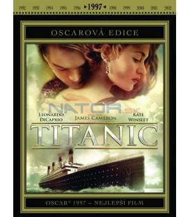 Titanic (2 disky) Oscarová edice DVD