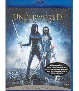 Underworld: Vzpoura Lycanů Blu-ray