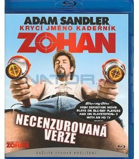 Zohan - Krycí jméno Kadeřník Blu-ray