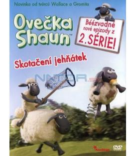 Ovečka Shaun:Skotačení jehňátek DVD