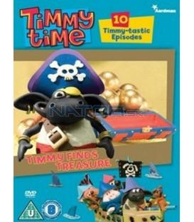 Kamarád Timmy:Timmy najde poklad DVD