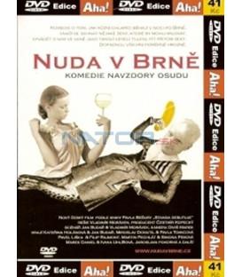 Nuda v Brně DVD