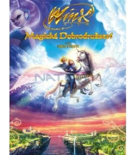 WINX CLUB: MAGICKÉ DOBRODRUŽSTVÍ (Winx Club: Magic Adventure) - DVD