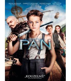 Pan (Pan) 2015 DVD