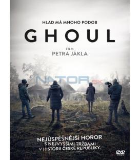 Ghoul DVD