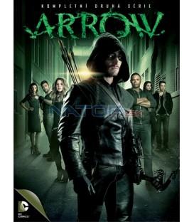 Arrow 2.série 5DVD (Arrow Season 2 5DVD)