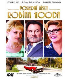 Poslední láska Robina hooda (The Last of Robin Hood)  DVD