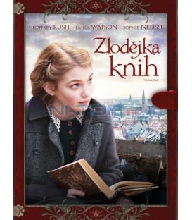 Zlodějka Knih (Die Bücherdiebin / The Book Thief ) 2013 DVD KNIŽNÉ ADAPTÁCIE