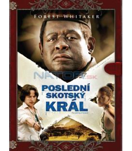 Poslední skotský král (Last King of Scotland) DVD KNIŽNÉ ADAPTÁCIE