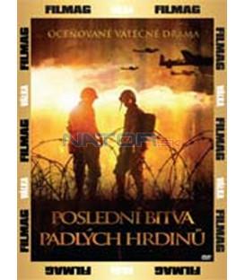 Poslední bitva padlých hrdinů (The Fallen) DVD