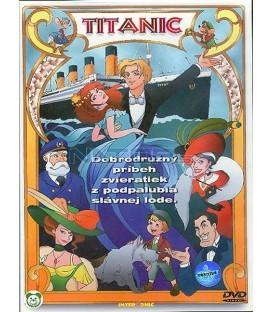 Titanic (Titanic: The Animated Movie) DVD