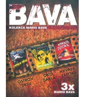 Kolekce Mario Brava 3XDVD