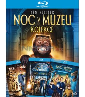 NOC V MUZEU 1-3 KOLEKCE ( Night at the Museum 1-3 Collection) 3x - Blu-ray