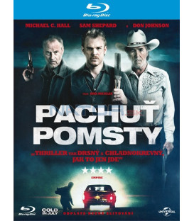 PACHUŤ POMSTY (Cold in July) - Blu-ray