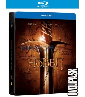 Hobit kolekce  (6xBD) - Blu-ray STEELBOOK
