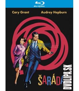 Šaráda (Charade) Blu-ray