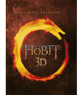 Hobit kolekce 1.-3. 12BD (3D+2D) Blu-ray