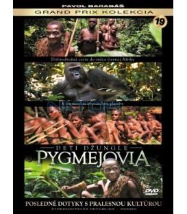 PYGMEJOVIA - DETI DŽUNGLE DVD - 19. Pavol Barabáš