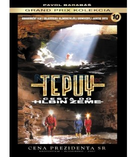 TEPUY - CESTA DO HLBÍN ZEME DVD - 10. Pavol Barabáš